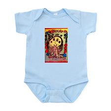 Kids Art: Pablo Picasso Quote Infant Creeper