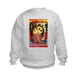 Kids Art: Pablo Picasso Quote Sweatshirt