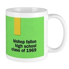 Bishop Fallon 40 Years Mug