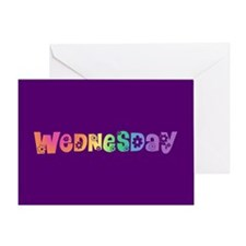 Cute Wednesday Greeting Card