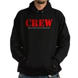 CREW: Providing Profanity Hoodie