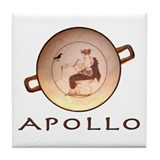 Apollo Tile Coaster