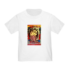 Kids Art: Pablo Picasso Quote Toddler T-Shi