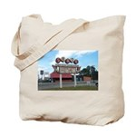 Red Wing Rollerway Nostalgia Tote Bag
