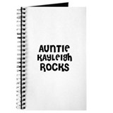 AUNTIE KAYLEIGH ROCKS Journal