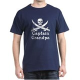 Captain Grandpa T-Shirt