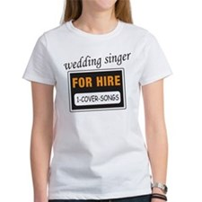 The wedding singer Tee