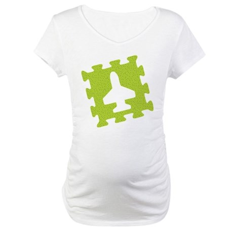 Graphic Airplane Toy Maternity T-Shirt