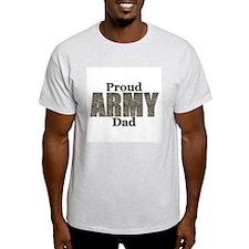 Proud Army Dad (ACU) T-Shirt