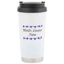 Greatest Nana Travel Mug
