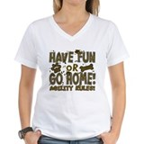Have Fun Dog Agility Shirt