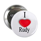 "Rudy 2.25"" Button (10 pack)"