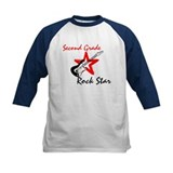 2nd Grade Rock Star Tee