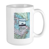 Stay between the ditches Mug