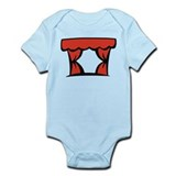 Theater - Stage Infant Bodysuit