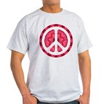 Flower Power Light T-Shirt
