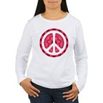 Flower Power Women's Long Sleeve T-Shirt