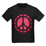 Flower Power Kids Dark T-Shirt