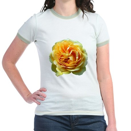 Yellow Rose Jr. Ringer T-Shirt