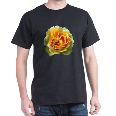 Yellow Rose Dark T-Shirt