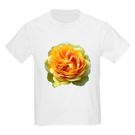 Yellow Rose Kids Light T-Shirt