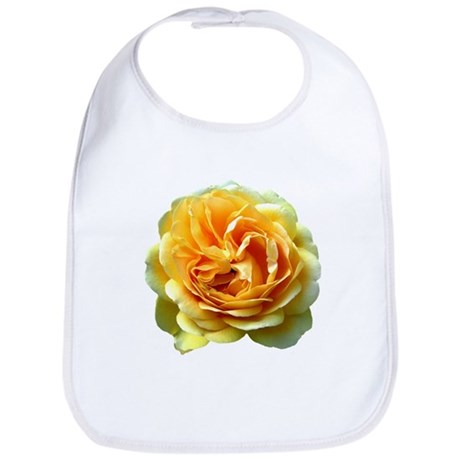 Yellow Rose Bib