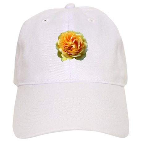 Yellow Rose Cap