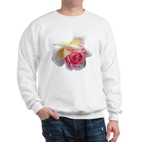 Birdlike Rose Sweatshirt