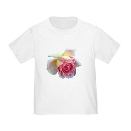 Birdlike Rose Toddler T-Shirt