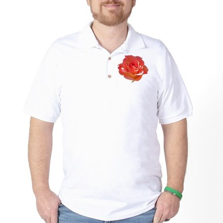 Rose Cup Golf Shirt