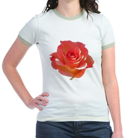 Rose Cup Jr. Ringer T-Shirt