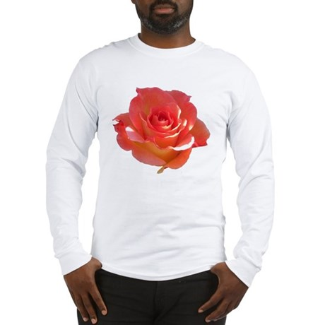 Rose Cup Long Sleeve T-Shirt