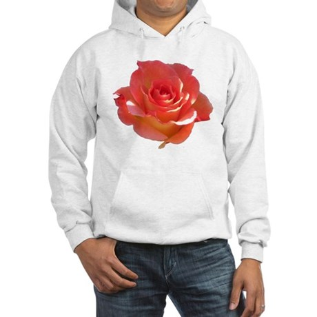 Rose Cup Hooded Sweatshirt