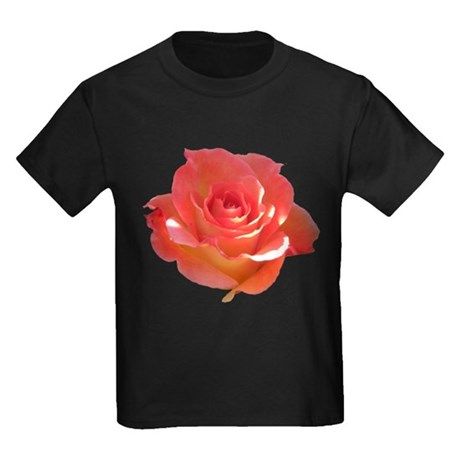 Rose Cup Kids Dark T-Shirt