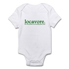 Locavore Infant Bodysuit