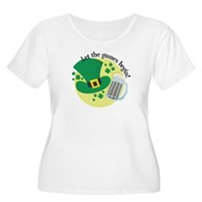 Let the games begin T-Shirt