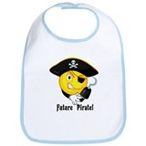 Future Pirate! Bib