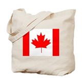 I Love Canada Tote Bag