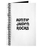 AUNTIE JAIDEN ROCKS Journal
