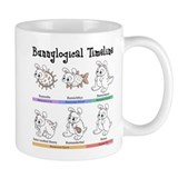 Bunnylogical Small Mugs