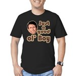 Bobby Jindal 2012 Men's Fitted T-Shirt (dark)