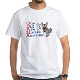 One Big Ass Mistake America Shirt