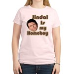 Bobby Jindal 2012 Women's Light T-Shirt