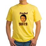 Bobby Jindal 2012 Yellow T-Shirt