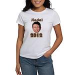Bobby Jindal 2012 Women's T-Shirt
