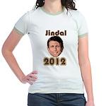 Bobby Jindal 2012 Jr. Ringer T-Shirt