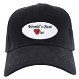 World's Best Vet Baseball Hat