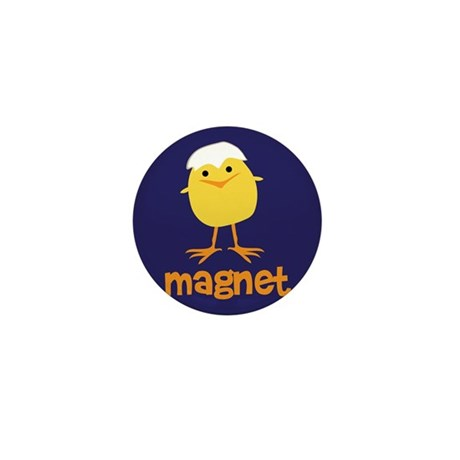 Chick Magnet Mini Button (10 pack)