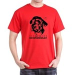 Obey the Schnoodle! W/ Text Dark T-Shirt