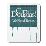 Bleeding Douglas Mousepad